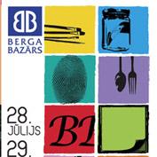 Mākslas dienas Berga Bazārā