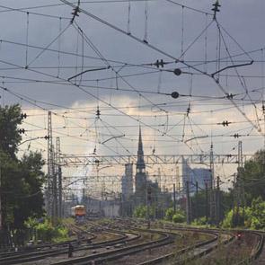 """Pastkarte """"Industriālā Rīga"""""""