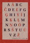 Pastkarte Latgaliešu alfabēts