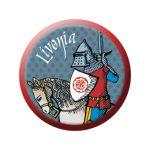 Badge Livonia