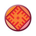 Badge The Fire Cross III