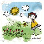 Magnētiņš Mazā dārzniece