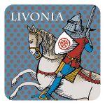 Magnētiņš Livonija