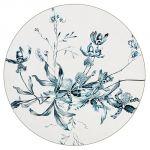 Cup coaster Art Nouveau motif. Irise